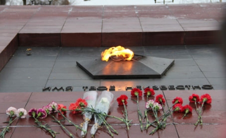 В День неизвестного солдата в Карелии почтили память павших