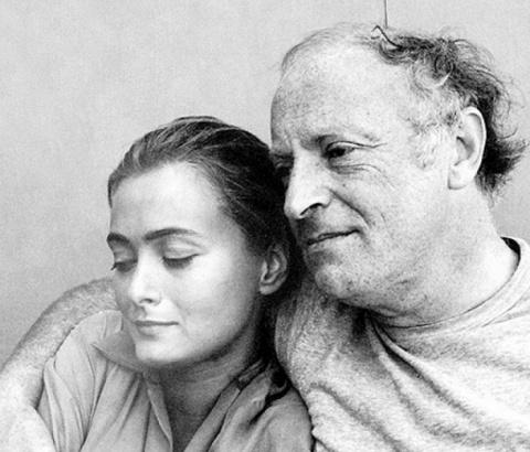 Иосиф Бродский и Мария Соцца…
