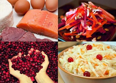 Правило №1 : употребляйте сезонные продукты
