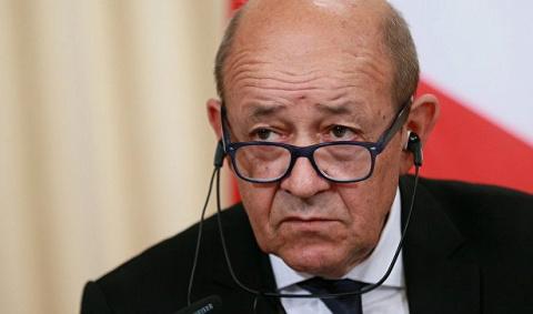 Глава МИД Франции заявил, чт…