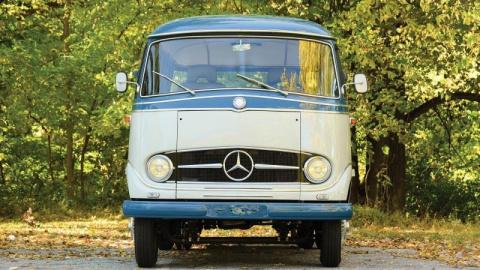 Mercedes-Benz O 319: помесь …