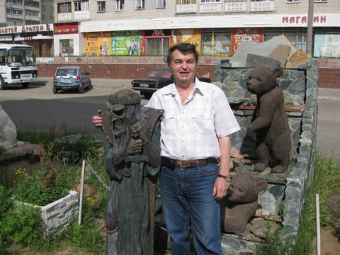 Павел Аршинов