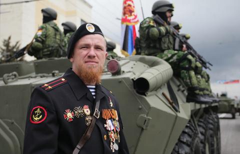 МОЛНИЯ: украинские диверсант…