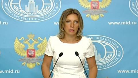 Захарова: новые американские санкции не причинят нам проблем