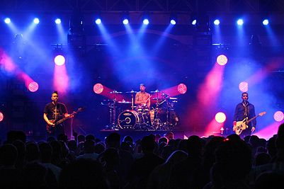 ЗАРУБЕЖКА. Группа Blink-182