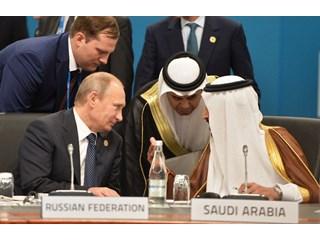 Саудиты vs США - эта Моська …