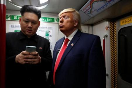 Как и почему США и КНДР отло…