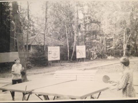 1979 3 отряд за любимым занятием
