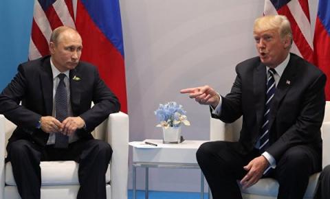 Трамп поблагодарил Путина за…