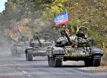 Танки ДНР готовят прорыв у Мариуполя