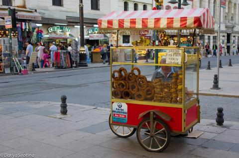 Вкусности Стамбула (24 фото)