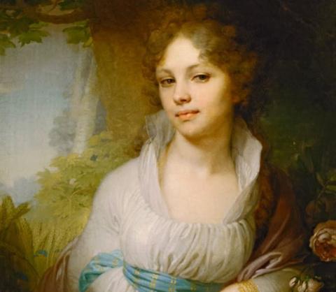 Загадка портрета Марии Лопух…