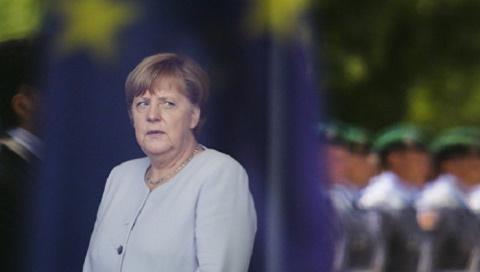 Меркель может лишиться своег…