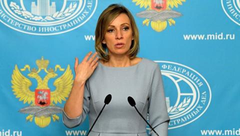 «Озлобленные неудачники»: Захарова прокомментировала новые антироссийские санкции Вашингтона