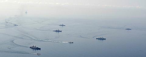 Таран против России: НАТО на…