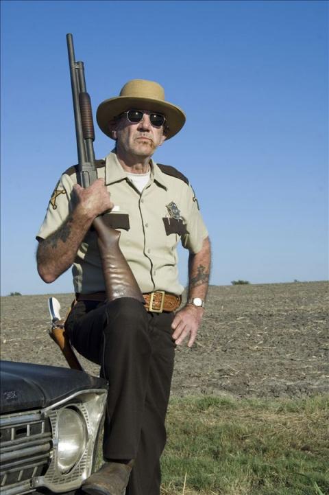 Хитрый шериф