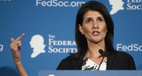 Постпред США в ООН раскритиковала решение Путина по Донбассу