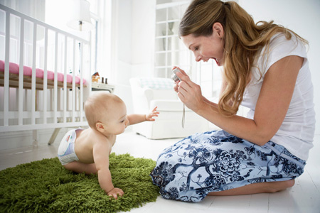 Нормы развития детей до года…