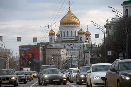 Асфальт в центре Москвы заме…