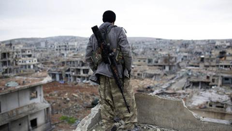 Новости Сирии. Сегодня 23 мая 2017