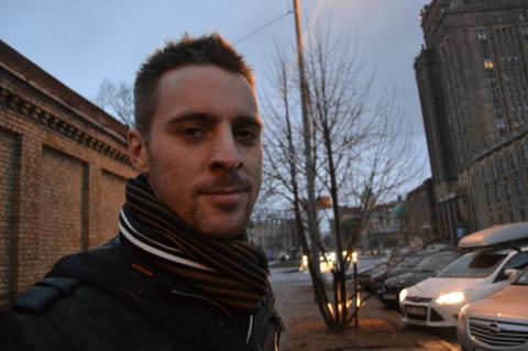 Новозеландец Блейк Ливермор:…