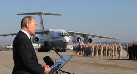Пол Крейг Робертс. Сирия: террористы разгромлены, на очереди — США