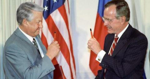 Daily Telegraph: Буш хотел п…
