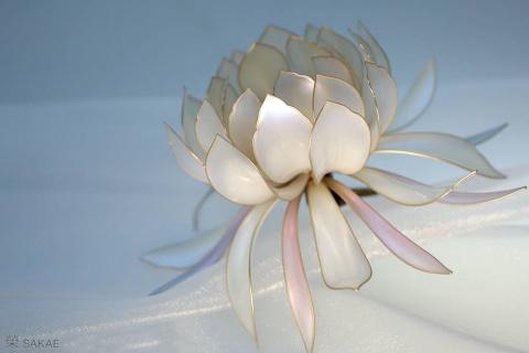 Изумительные украшения для волос от японского мастера Sakae