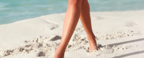 Худые ноги у женщин — для одних проблема, а для других мечта