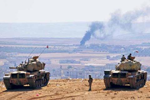 Творят, что хотят: Сирия в о…