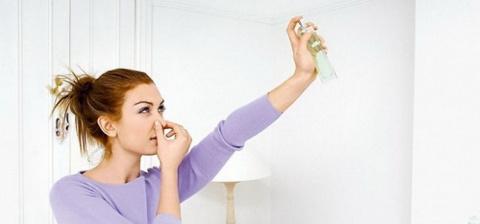 Как избавиться от запаха таб…