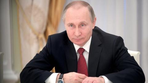 Путин поблагодарил российски…