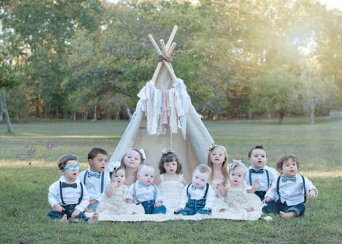 Солнечные дети: фотограф дел…