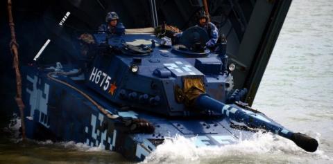 Китай откроет первую военную…