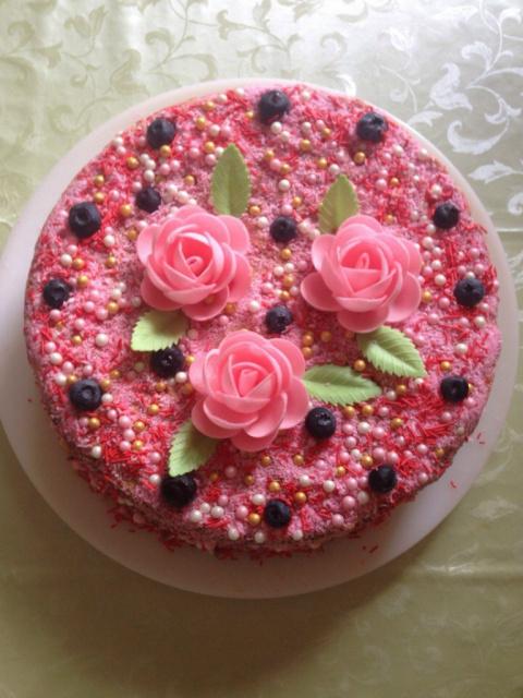 Идеальный торт по маминому рецепту