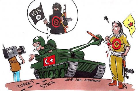 Тактический союз с американским империализмом приводит к поражению