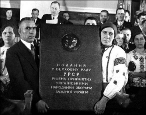 Галичина как СССР наизнанку
