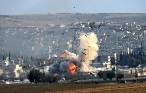 Удар США по Сирии: погибли 9 мирных жителей, из них 4 — дети