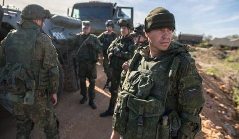Российский спецназ занялся у…