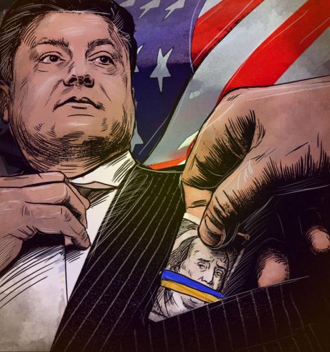 Эскалация коррупции в правит…