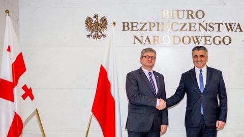 Грузинский политик призвал и…