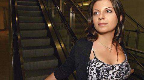La Nacion: Маргарита Симоньян, молодая хозяйка российской пропаганды