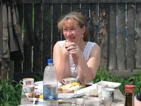 Елена Калетина