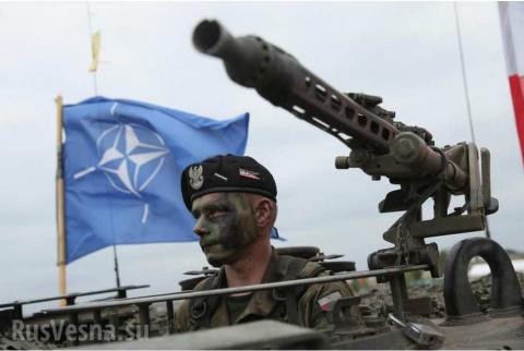 В НАТО определили возможную точку начала войны с Россией