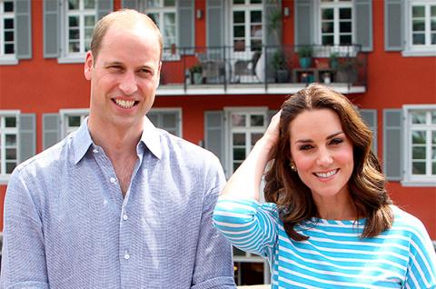 Не все могут короли: Принцу Уильяму и Кейт Миддлтон не рассказали спойлеры об «Игре престолов»