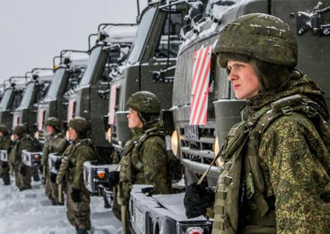 Инженерные войска ЗВО получили станции комплексной очистки воды, экскаваторы и автомобильные краны