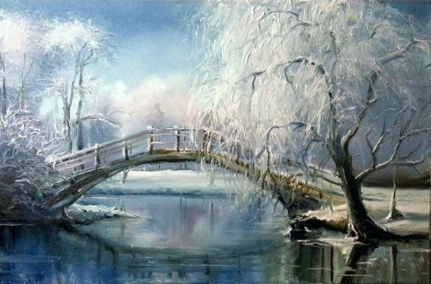 Безумно красивые пейзажи Александра Григорьева