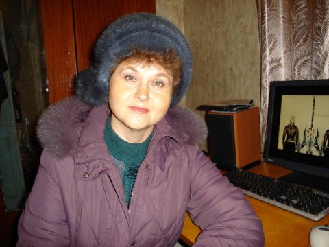 Ирина Липатникова