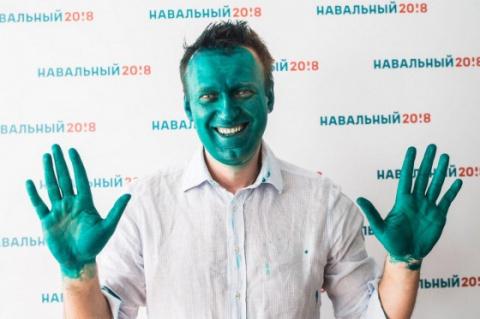 Навальный вместо Путина – эт…