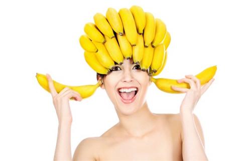 Банановая маска для волос: волшебное средство у вас на кухне